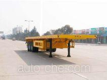 Sinotruk Huawin SGZ9390P flatbed trailer