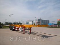 Sinotruk Huawin SGZ9401TJZ container transport trailer