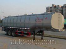 华威驰乐牌SGZ9403GYY型运油半挂车