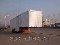 Sinotruk Huawin SGZ9403XXYA box body van trailer