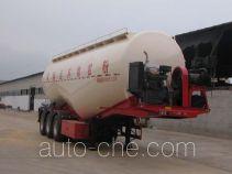 华威驰乐牌SGZ9405GFL型低密度粉粒物料运输半挂车