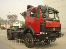 Shac SH4141A1B35M-1 седельный тягач
