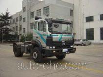 汇众(SHAC)牌SH4161A1B35M型牵引汽车