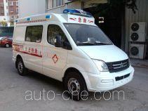 大通牌SH5030XXJA1D4型血浆运输车