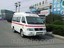 汇众(SHAC)牌SH5031XJHB3G5型救护车