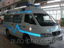 汇众(SHAC)牌SH5031XJHG4型救护车