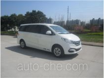 SAIC Datong Maxus SH5031XQCC1 prisoner transport vehicle