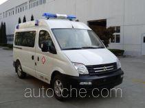 大通牌SH5040XJHA2D4型救护车
