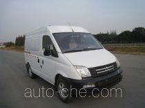 SAIC Datong Maxus SH5030XXYA8D5 box van truck