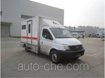 大通牌SH5041XDWA9D4-F型流动服务车