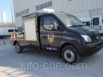 SAIC Datong Maxus SH5041XFBA9D5 полицейский автомобиль для борьбы с массовыми беспорядками