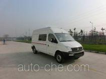 大通牌SH5041XLCA7D4型冷藏车