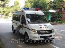 SAIC Datong Maxus SH5041XQCA3D4 prisoner transport vehicle