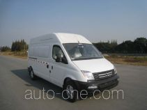 SAIC Datong Maxus SH5043XXYA9D5 box van truck