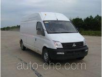 大通牌SH5041XXYA9D4-T型厢式运输车