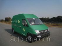 SAIC Datong Maxus SH5041XYZA9D5 почтовый автомобиль