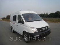 大通牌SH5042XXYA9D5型厢式运输车
