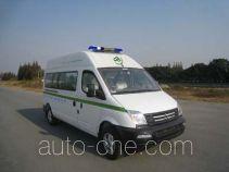 SAIC Datong Maxus SH5043XXCA3D4 family planning propaganda vehicle