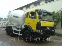Shac SH5252GJBA4M36N concrete mixer truck
