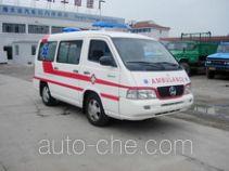 汇众(SHAC)牌SH5491XJH型救护车