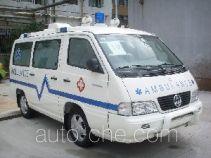 汇众(SHAC)牌SH5492XJH型救护车