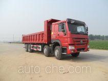 Honghe Beidou SHB3310ZYE dump truck
