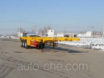 Honghe Beidou SHB9400TJZ container transport trailer