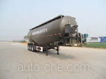Honghe Beidou SHB9401GFL low-density bulk powder transport trailer