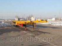 Honghe Beidou SHB9401TJZ container transport trailer