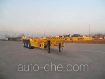 Honghe Beidou SHB9402TJZ container transport trailer