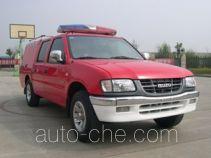 赛沃牌SHF5020TXFBP11型泵浦消防车