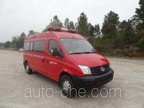 赛沃牌SHF5030XXFQC32型器材消防车