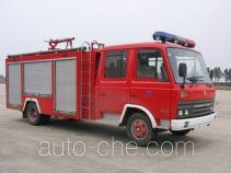 赛沃牌SHF5070GXFPM20型泡沫消防车