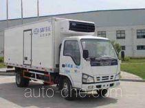 赛沃牌SHF5070XLC型冷藏车