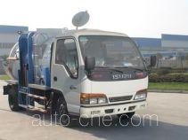 赛沃牌SHF5070ZCY型侧装压缩式垃圾车
