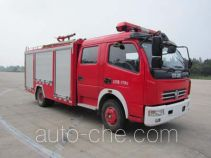 赛沃牌SHF5100GXFPM40型泡沫消防车