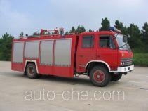 赛沃牌SHF5140GXFPM50型泡沫消防车
