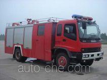 Saiwo SHF5150GXFSG50 пожарная автоцистерна