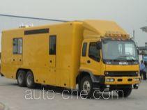 赛沃牌SHF5230TQX型工程抢险车