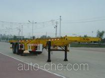 赛沃牌SHF9350TJZ型集装箱半挂牵引车