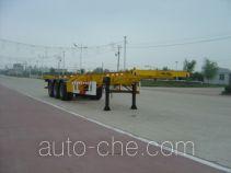 赛沃牌SHF9371TJZ型集装箱半挂牵引车