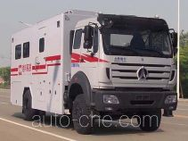 Shengli Highland SHL5130TBC control and monitoring vehicle