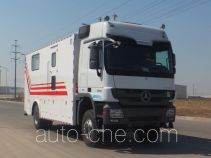 Shengli Highland SHL5150TBC control and monitoring vehicle