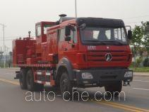 Shengli Highland SHL5220TYL fracturing truck