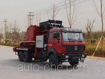 Shengli Highland SHL5250THS sand blender truck