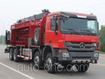 Shengli Highland fracturing manifold truck