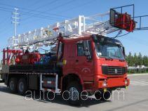 Shengli Highland SHL5290TXJ well-workover rig truck
