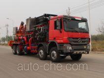 Shengli Highland SHL5310THS sand blender truck