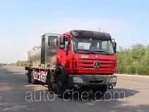 Shengli Highland SHL5310TJC well flushing truck