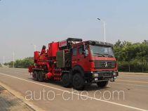 Shengli Highland SHL5311THS sand blender truck